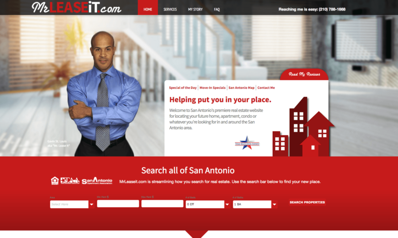 SAN ANTONIO WEB DESIGN - DSE CREATIVE